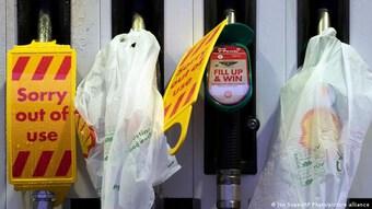 Anh: Khủng hoảng nhiên liệu tác động mạnh tới ngành dịch vụ thiết yếu