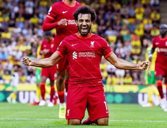"""""""Van Dijk, Mane có thể khó chịu vì Salah"""""""