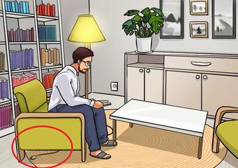 Thử tài phán đoán: Tìm lỗi sai của bức tranh sau đây để xem bạn có nhanh nhạy hay không