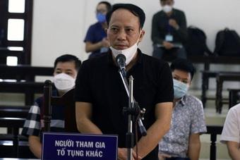 Đại gia bật khóc, đề nghị được bồi thường 13 tỷ đồng thay Trịnh Xuân Thanh