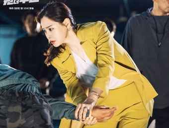 Hoa hậu Honey Lee ''gây sốt'' khi đóng hai vai trong ''One The Woman''