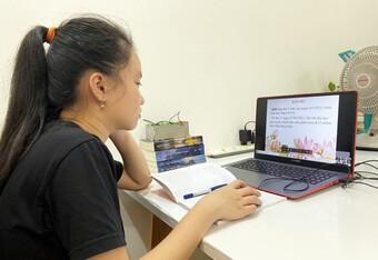 59 giáo viên, học sinh mắc COVID-19, Hà Nam học trực tuyến từ 27-9