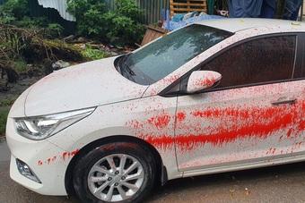 Vụ hàng chục ô tô bị tạt sơn ở Hà Nội: Mức xử phạt lên tới 20 năm tù?