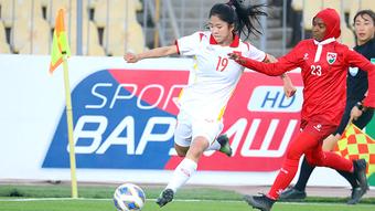 Bóng đá nữ Việt Nam tiến gần giấc mơ World Cup