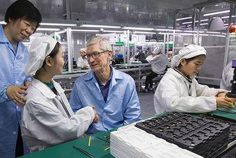 """Trung Quốc cắt điện, sản xuất iPhone 13 có nguy cơ """"đứng hình""""?"""
