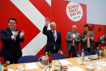 Cuộc đổi ngôi ở Đức