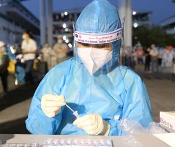 Bộ Y tế hướng dẫn cập nhật 150.000 ca F0 xét nghiệm bằng test nhanh từ 20-8