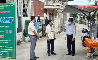 Ninh Thuận khẩn trương truy vết các trường hợp liên quan đến ca F0