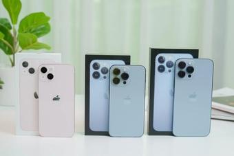 Giá iPhone 13 Pro Max xách tay giảm 10 triệu đồng sau 3 ngày về Việt Nam