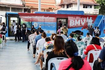 Thái Lan tiếp tục nới lỏng các biện pháp phòng Covid-19