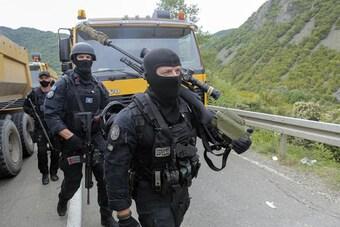 Căng thẳng leo thang tại biên giới Serbia và vùng lãnh thổ Kosovo