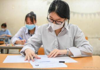 Kỳ thi tốt nghiệp THPT 2022 sẽ được tổ chức theo phương án nào?