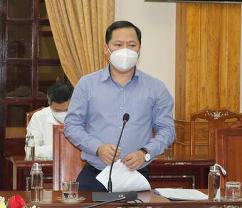 """Tổ công tác """"đặc biệt"""" giúp Chủ tịch Bình Định Nguyễn Phi Long gồm những ai?"""