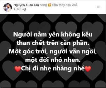 Phi Nhung qua đời, làng showbiz Việt ngập trong nước mắt