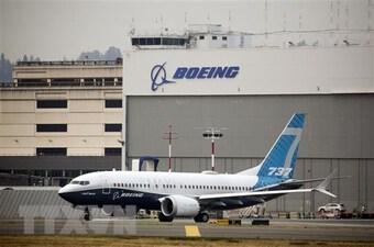Boeing nỗ lực sản xuất máy bay thân thiện với môi trường hơn