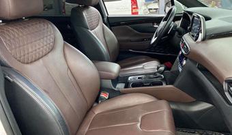 Nhờ biển ''111.11'', Hyundai Santa Fe 3 năm tuổi chạy 50.000km vẫn có giá bán 1,3 tỷ đồng