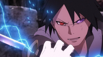 Naruto: Điều gì sẽ xảy ra nếu Sasuke sử dụng cánh tay giả có tế bào của Hashirama?