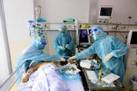 Lời chia tay xúc động của bác sĩ hỗ trợ TPHCM chống dịch