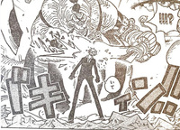 Spoil chi tiết One Piece chap 1028: Sanji thức tỉnh sức mạnh bí ẩn, Yamato hoá thành dạng thú