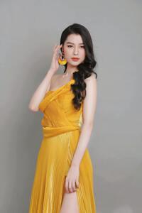 Người đẹp Hà thành cao gần 1,8m, vòng 3 lớn 100cm gây xôn xao Hoa hậu Hoàn vũ VN