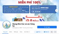 Xử phạt chủ trang fanpage ''Giang Kim Cúc và các Cộng Sự'' đăng tin sai sự thật