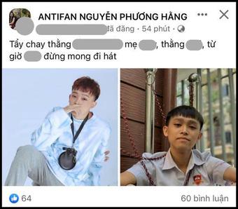 Hội antifan bà Phương Hằng đùng đùng đòi tẩy chay Hồ Văn Cường, lý do gì đến người trong nhóm cũng lên tiếng phản đối?