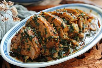 Thịt vịt đem xào với loại lá không ai ngờ này, mùi thơm lừng, càng ăn càng nghiền