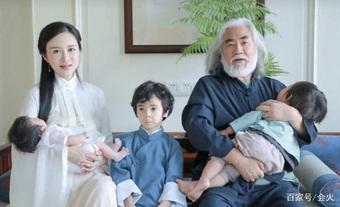 Đạo diễn phim kiếm hiệp Trương Kỷ Trung phủ nhận đánh vợ, bỏ con