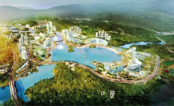 Lấy ý kiến 10 bộ, ngành bỏ sân golf, thêm đô thị ở siêu dự án Vân Đồn