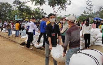 Thanh Hóa: Gần 11.000 học sinh được cấp gạo hỗ trợ của Chính phủ