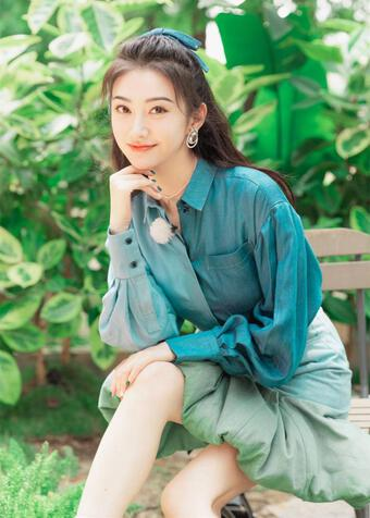 Cảnh Điềm gây mê với style mùa thu ngọt lịm