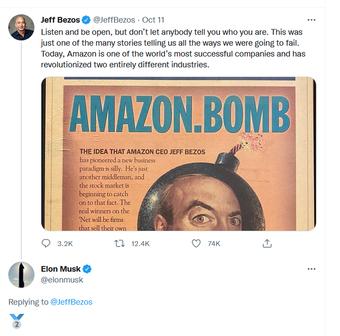 """Elon Musk lại """"làm trò trẻ con"""" trên mạng xã hội"""