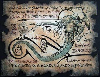 Thủy quái Thái Bình Dương Cthulhu: Những ghi chép có thật!