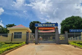Học trò lớp 5 bị hiệu trưởng ''giam'' học bạ chỉ vì quá nghèo, không tiền đóng quỹ