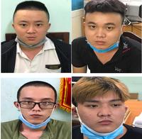 Mâu thuẫn chuyện bán sim điện thoại, 2 nhóm thanh niên mang hung khí hẹn nhau hỗn chiến ở TP.HCM