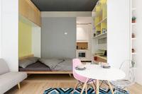 Nhà nhỏ đến đâu thì bạn cũng có thể thiết kế được phòng ngủ đẹp