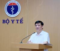 Bộ trưởng Bộ Y tế: Thông tin tiêm chủng của người dân rất cần thiết để thích ứng an toàn