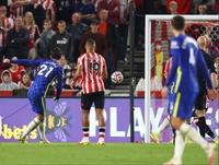 5 điểm nhấn Brentford 0-1 Chelsea: Lukaku lại tịt ngòi; Đến lúc loại bỏ Rudiger?