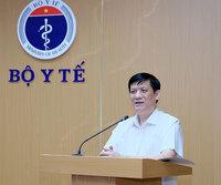Bộ trưởng Nguyễn Mạnh Hùng: ''Ứng dụng công nghệ phòng chống dịch không thể nửa vời''