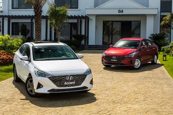 Hyundai Accent bất ngờ quật ngã mẫu xe ''quốc dân'', đắt hàng gấp đôi: Vũ khí nằm ở thân xe