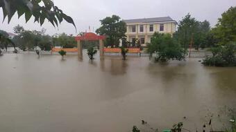 Nguy cơ mưa lũ từ Hà Tĩnh đến Quảng Ngãi, Thủ tướng yêu cầu sơ tán khẩn cấp dân khỏi nơi nguy hiểm