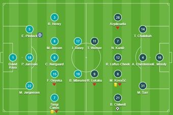 Edouard Mendy lên đồng, Chelsea nhọc nhằn vượt ải Brentford