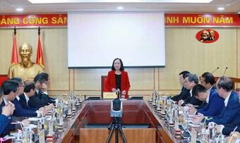 Trưởng Ban Tổ chức Trung ương gặp mặt 28 Đại sứ, Tổng lãnh sự vừa được bổ nhiệm