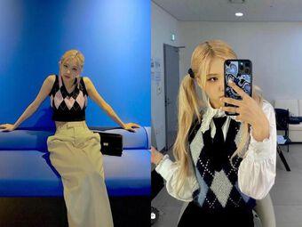 Bắt chước sao Hàn sắm 4 kiểu trang phục sau, style mùa lạnh của nàng sẽ trẻ trung hết mức
