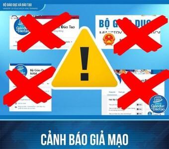Cần nghiêm trị đối tượng giả mạo website, fanpage của cơ quan tổ chức để lừa đảo chiếm đoạt tài sản