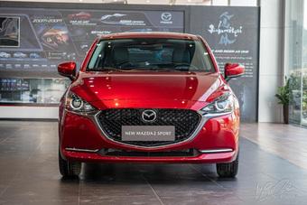 Mazda2 giảm giá 30 triệu đồng, cuộc chiến sedan hạng B tiếp tục ''nóng''