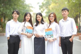 Á hậu Lào học đại học Việt Nam, mơ thành nhân viên đường sắt