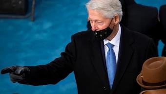 Lý do cựu Tổng thống Mỹ Bill Clinton phải nằm viện