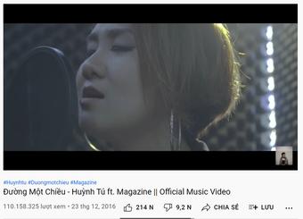 Nữ ca sĩ hỗ trợ Mai Âm Nhạc ở Rap Việt mùa 2 từng có hit hơn 100 triệu views, còn là học trò Tuấn Hưng