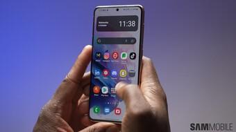 Samsung cập nhật widget thời tiết mới đầy màu sắc trên One UI 4.0